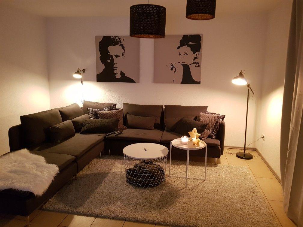 Söderhamn Wohnzimmer future apt Pinterest Furniture decor