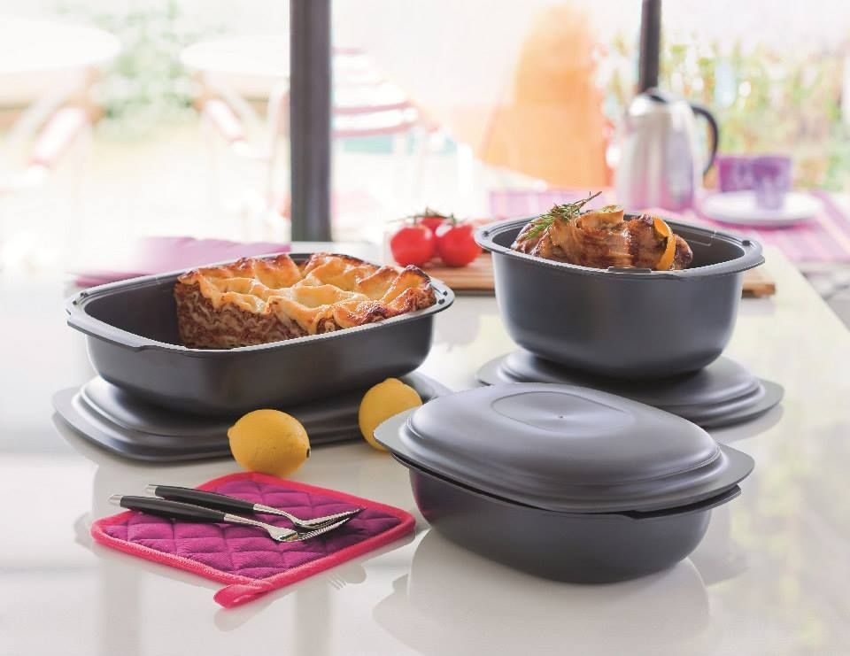 Tupper Küchenchef ~ Who likes lasagna baked with tupperware s ultra pro products