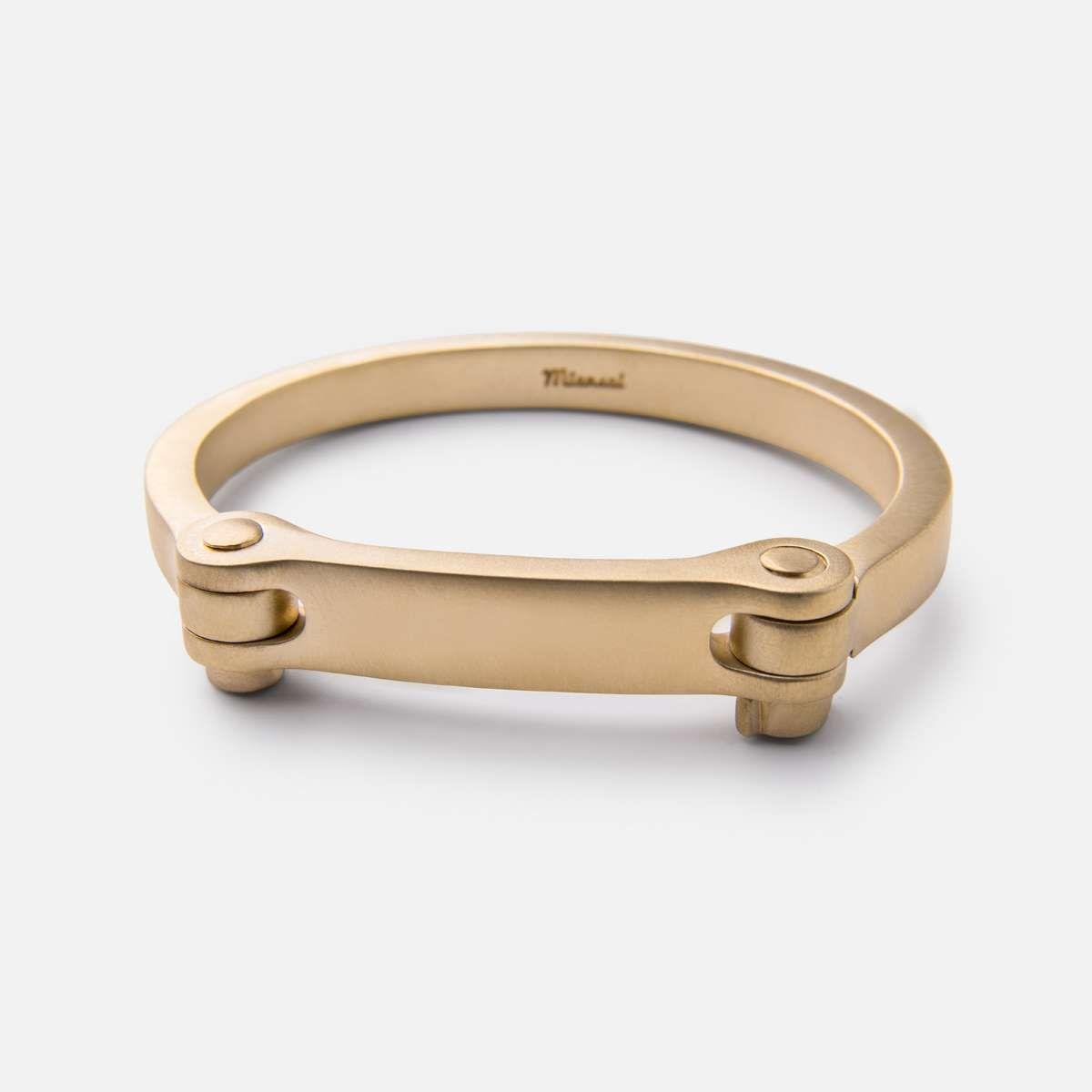 Bolt Cuff Bracelet Br Miansai