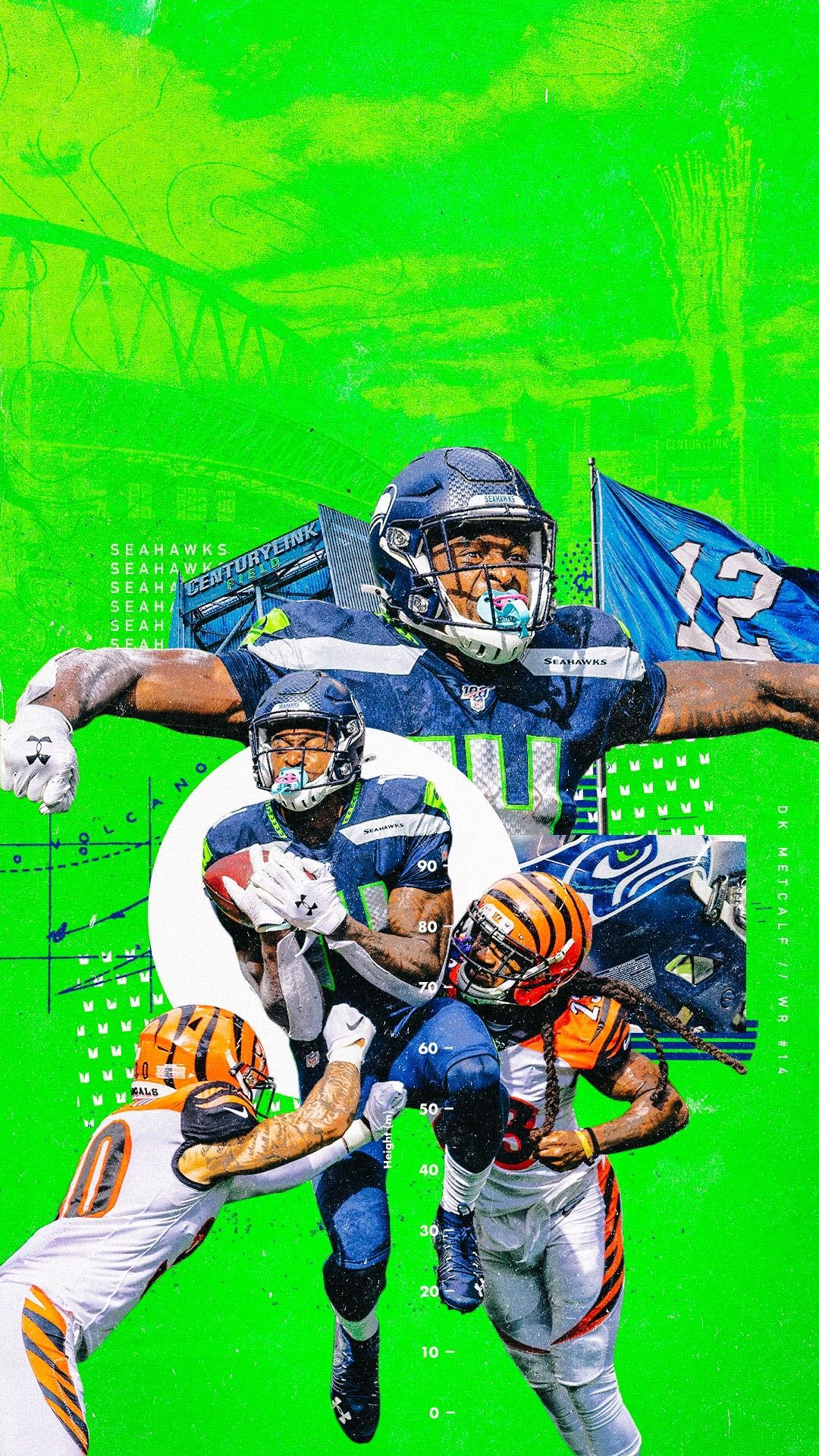 Pin By Carter Stanton On Design Seattle Seahawks Football Nfl