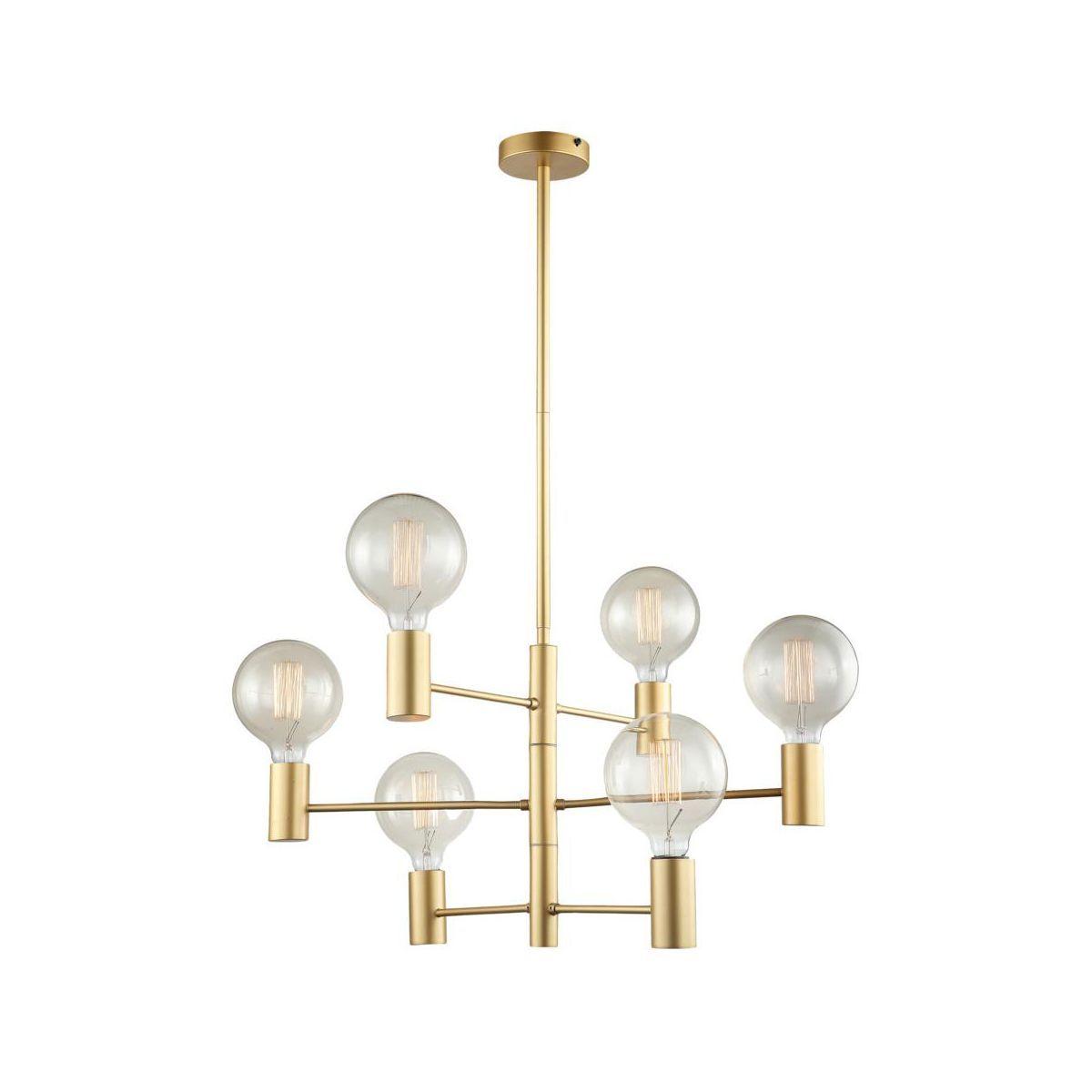 Lampa Wiszaca Veva Italux Lampy Sufitowe Zyrandole Plafony W Atrakcyjnej Cenie W Sklepach Leroy Merlin Ceiling Lights Loft Design Chandelier