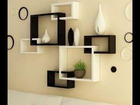 membuat rak dinding unik minimalis dari multiplek