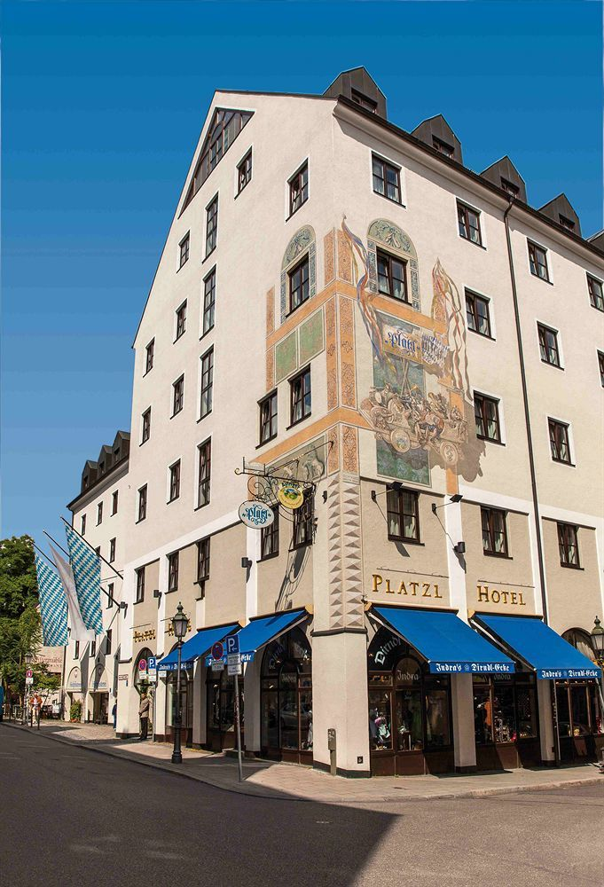 Platzl Hotel Is Centrally Located In Munich Steps From Hofbrauhaus And National Theater Munich This 4 5 Star Hotel Is With Images European Vacation Munich Europe Hotels