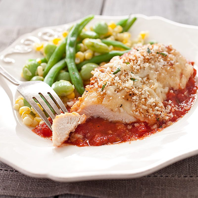 Skillet Chicken Parmesan From Cook's Country