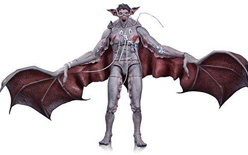 DC Collectibles Batman: Arkham Knight: Man-Bat Action Fig…