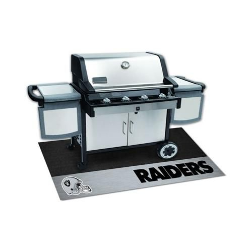Oakland Raiders Grill Mat Click To Order 34 99 Bull28