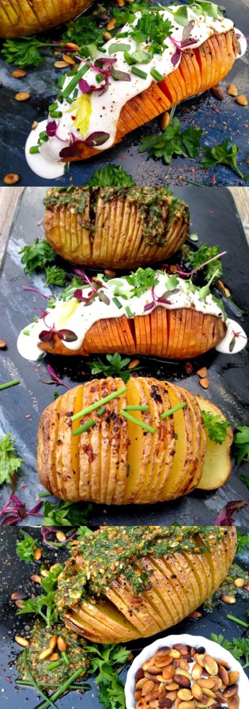 Baked Potato Bar | Rezept | Rezepte, Leckeres essen und ...