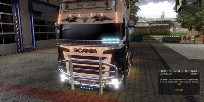 Since now, you can driver in the sun more easier with this Sunshield for Scania truck, protect your eyes from the sunshine!
