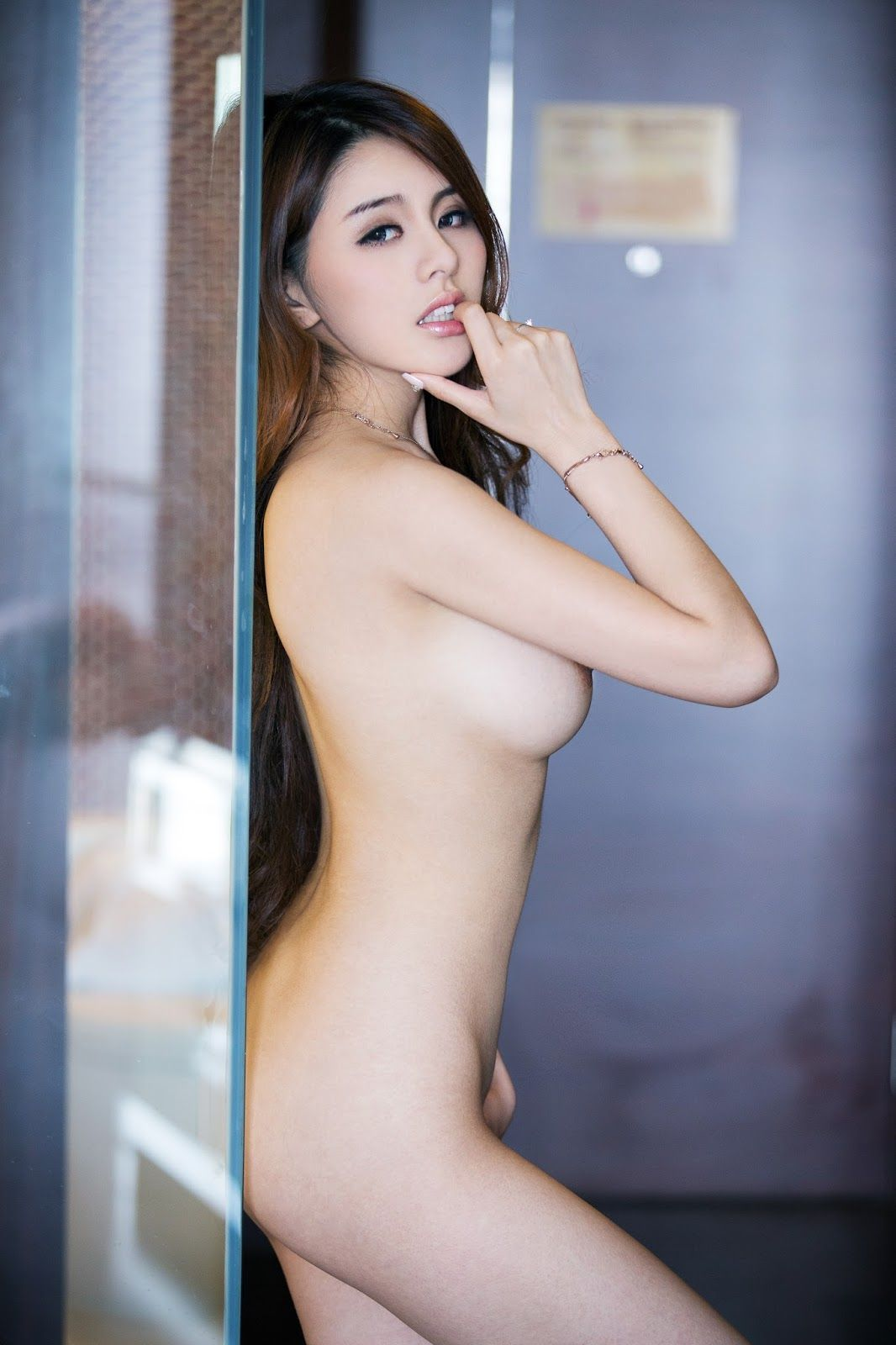 Korean tall girl nude — img 2