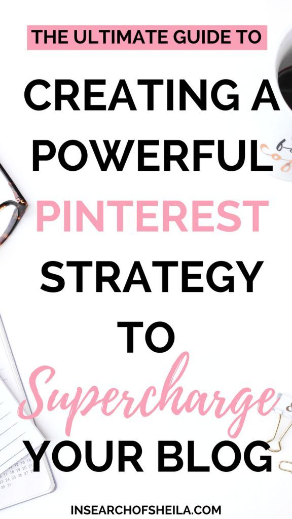 How To Create a Powerful Pinterest Strategy To Supercharge Your - checklists boosting efficiency reducing mistakes