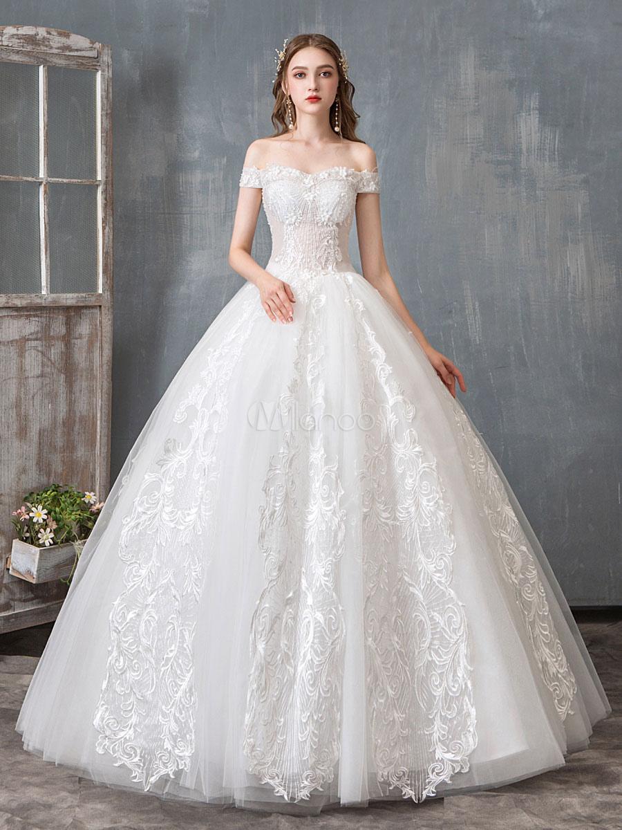 Brautkleider Prinzessin Prinzessin Brautkleider Kurzarm Hochzeit