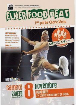 Elmer Food Beat fêtera ses 30 ans de carrière le 26 Juin 2016, vous pouvez les retrouver le 5 Février 2015 au Divan du Monde, 8 Novembre à Marennes-Oléron