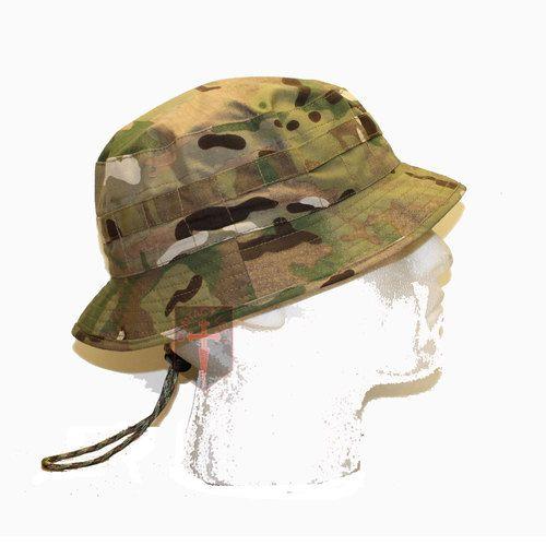 341cab4ba8173 Special Forces Short Brimmed Multicam MTP Bush Hat All Sizes Boonie Sun