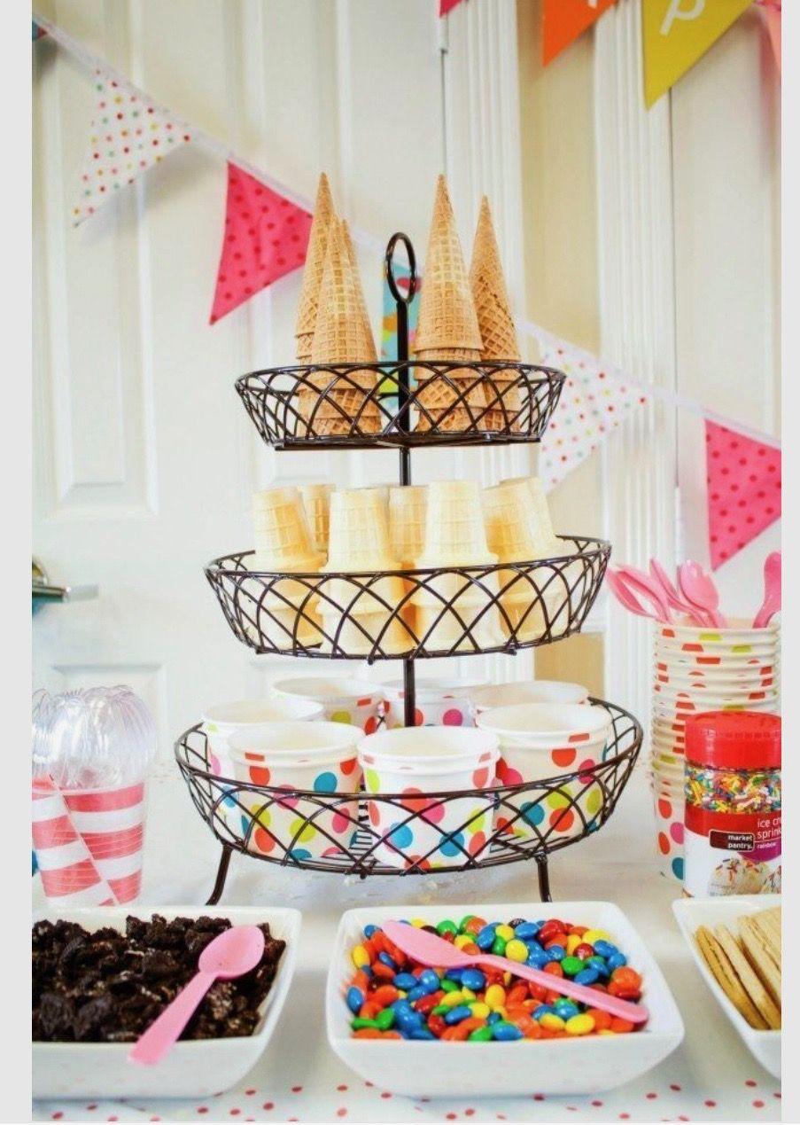 Pin by Anna Massar on Party ideas Ice cream birthday