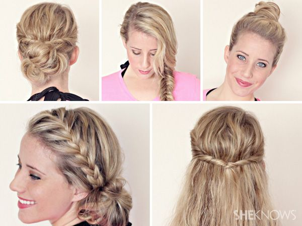 Hairstyle Tutorials For Wet Hair Long Hair Styles Hair Styles Hair Tutorial