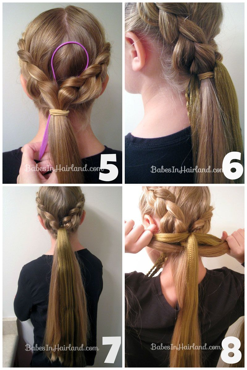 rapunzel hair with extensions from babesinhairland | costumes
