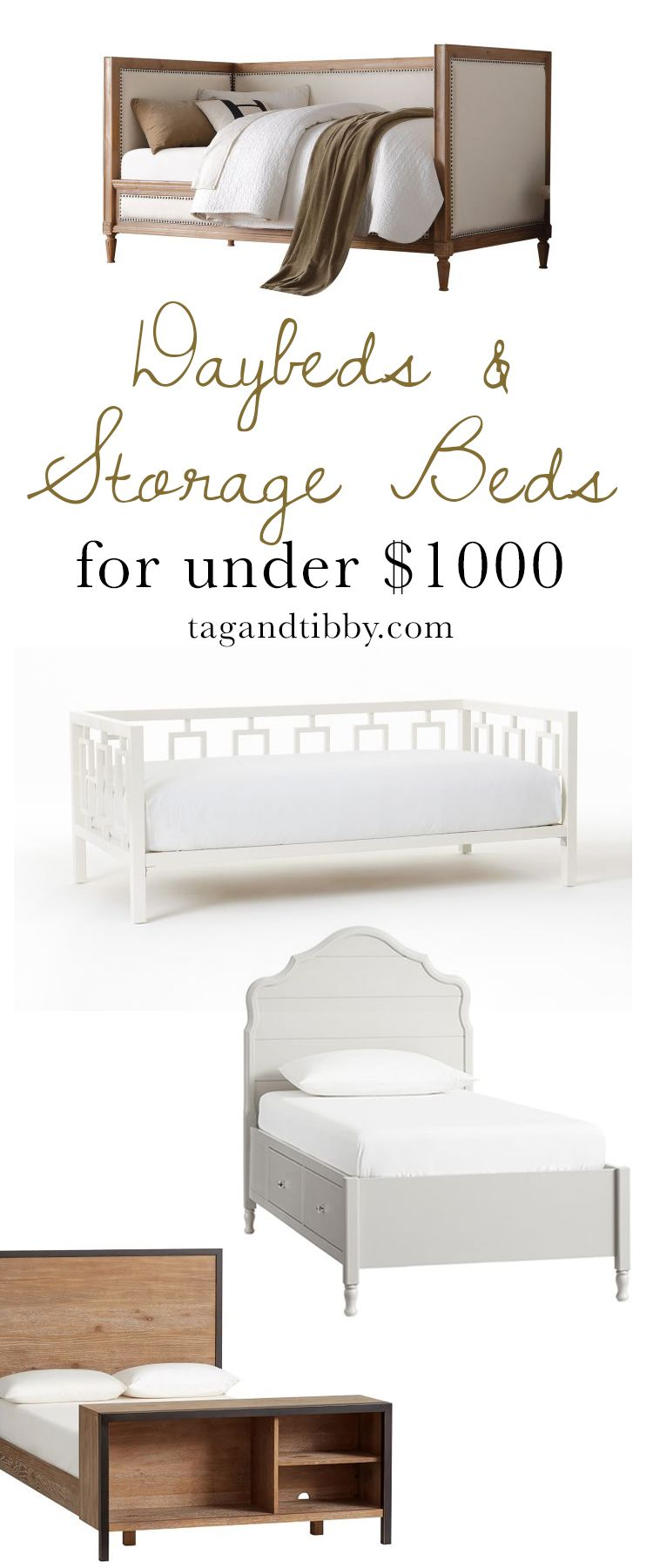 The 16 Best Twin Kids Beds Daybeds Storage Beds Daybed With