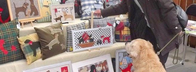 Weihnachtsdeko Hund.Adventmarkt Weihnachtsdeko Für Hund Und Herrchen Hunde Hunde