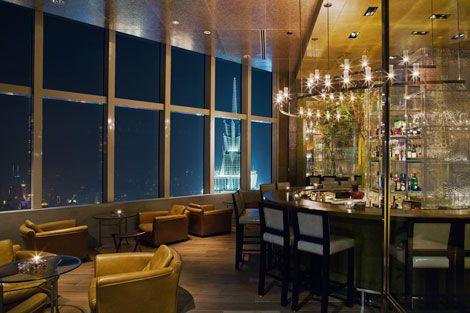 Park Hyatt Shanghaion The 91St Floor You'll Enjoy Magnificent Interesting Park Hyatt Sydney Dining Room Decorating Design