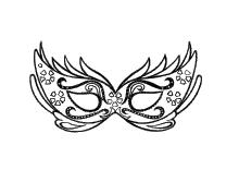 Masken Basteln Maskenvorlagen Pdf Drucken In 2020 Karneval Maske Kostenlose Ausmalbilder Faschingsmasken Vorlagen
