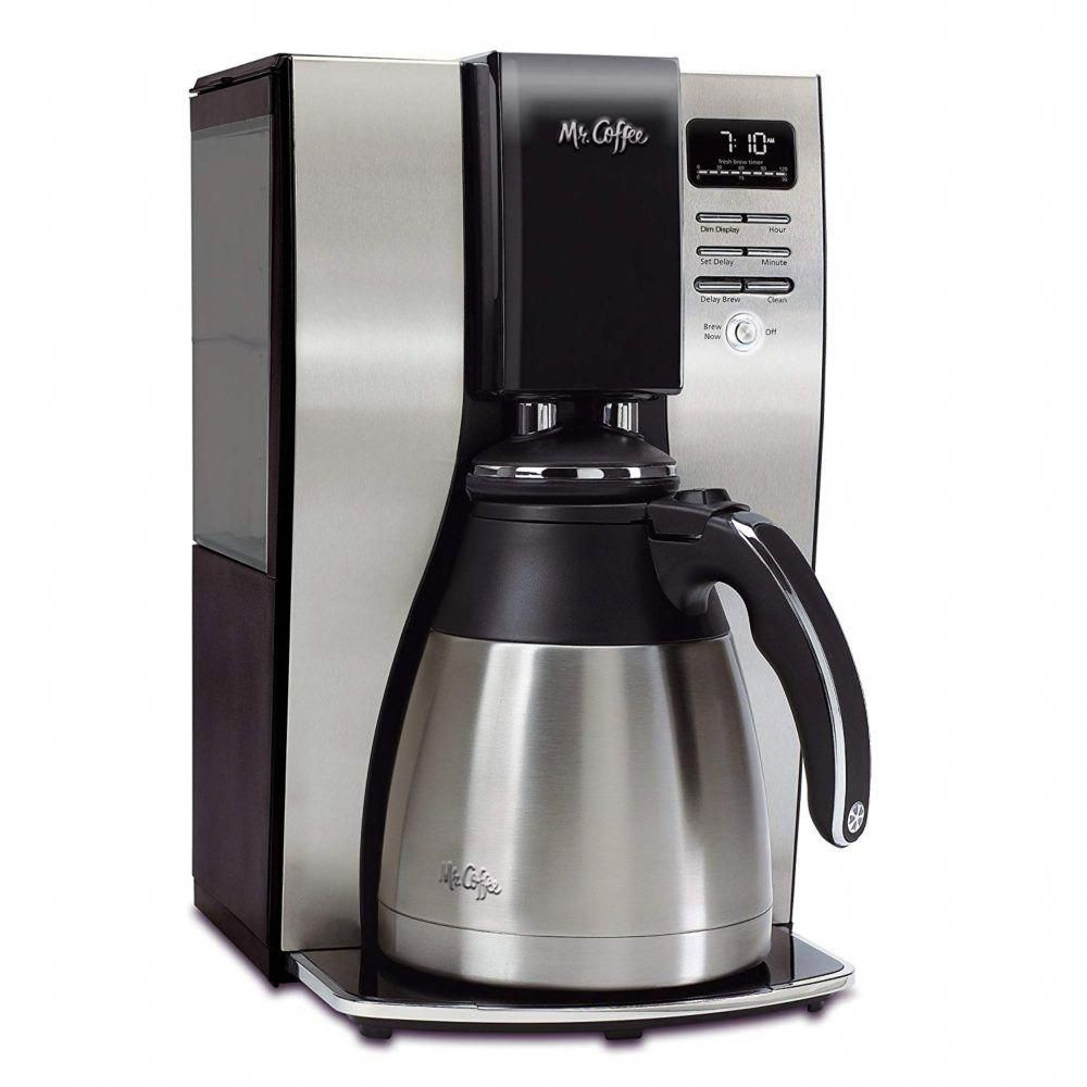 Optimal brew cup thermal coffeemaker system by mr coffee review
