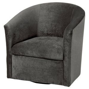 Barrel Chairs on Hayneedle - Swivel Barrel Chairs | Living Room ...