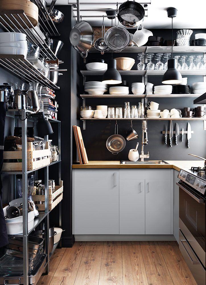 Curso Ideas Para Tener Una Cocina Ordenada Ikea Cocinas Y