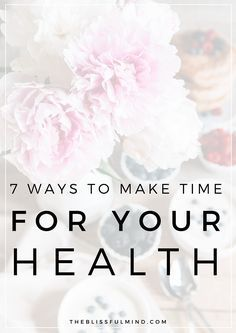 Want to get more consistent with your health? These 7 tips will help you out!