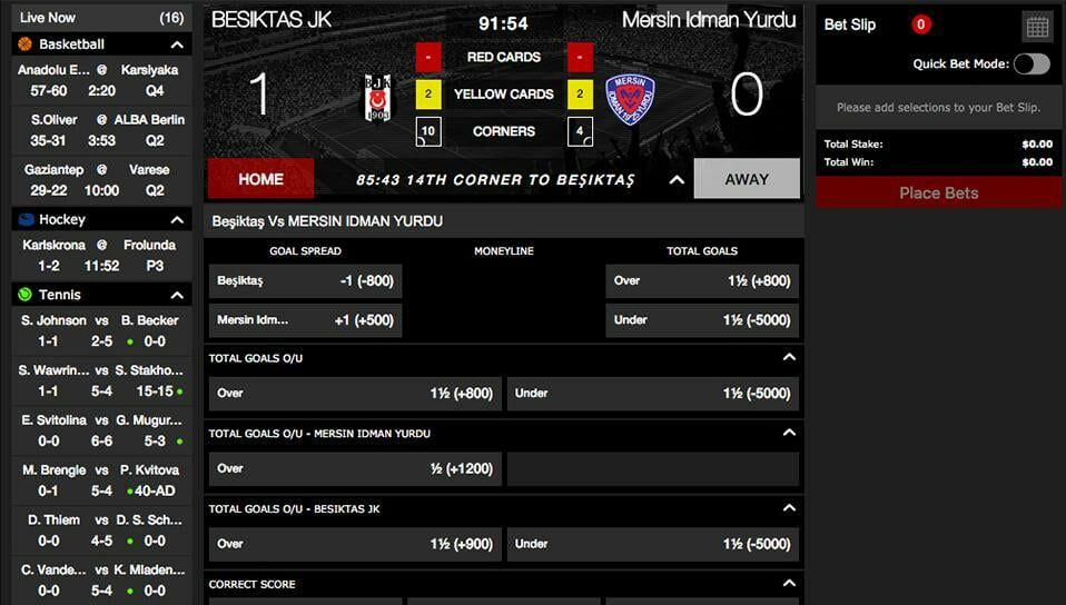 Wiki sports betting betting websites sports