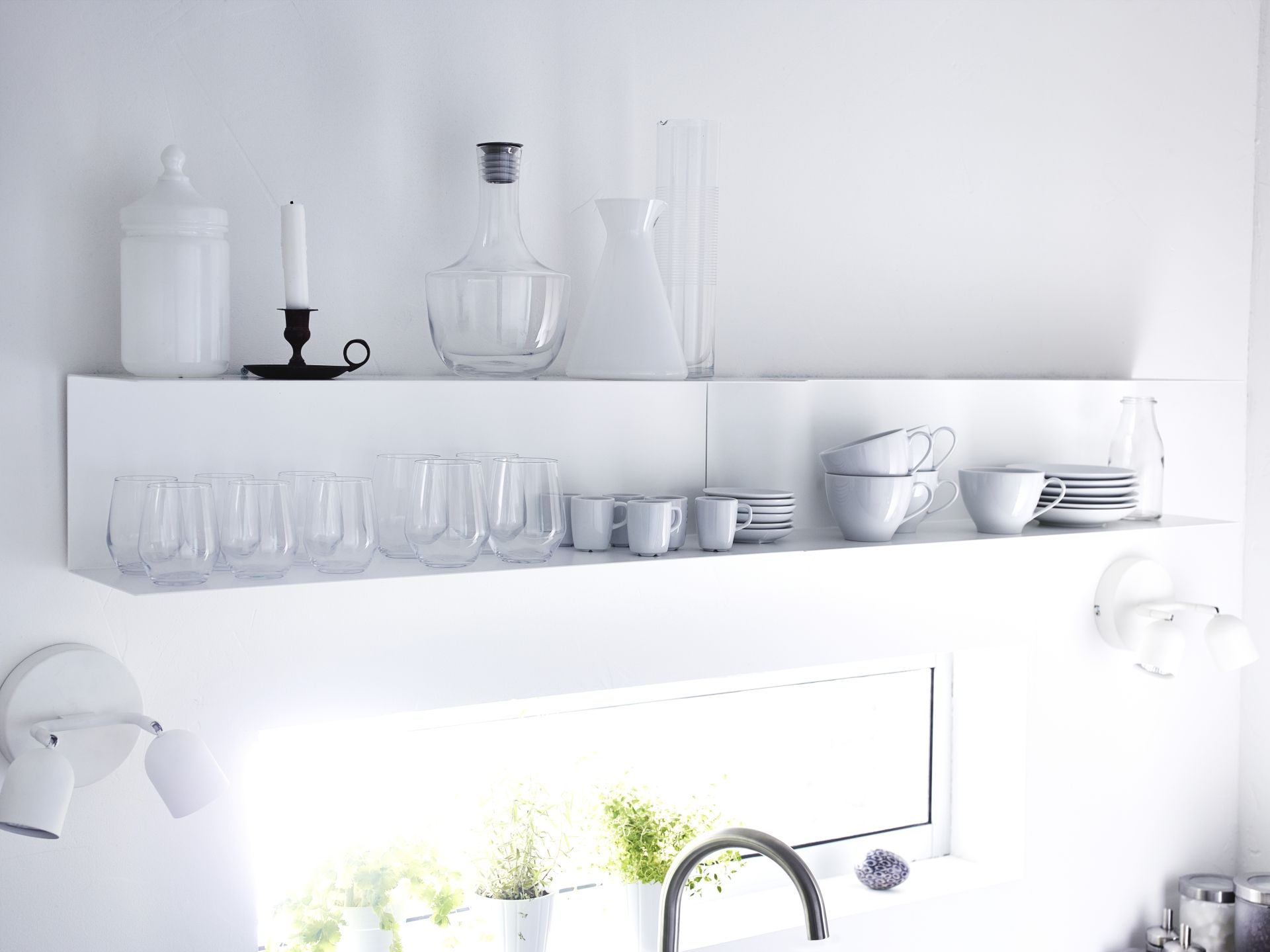 hÄmta karaf | #ikea #ikeanl #keuken #wit #servies #koken | home