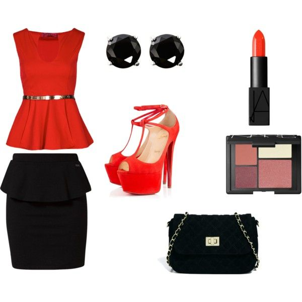 """The THIRST Fo Blood"" by nneuphtalie on Polyvore"