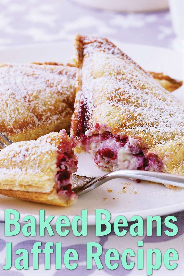 Baked beans jaffle recipe bake beans dinner ideas and beans food forumfinder Gallery