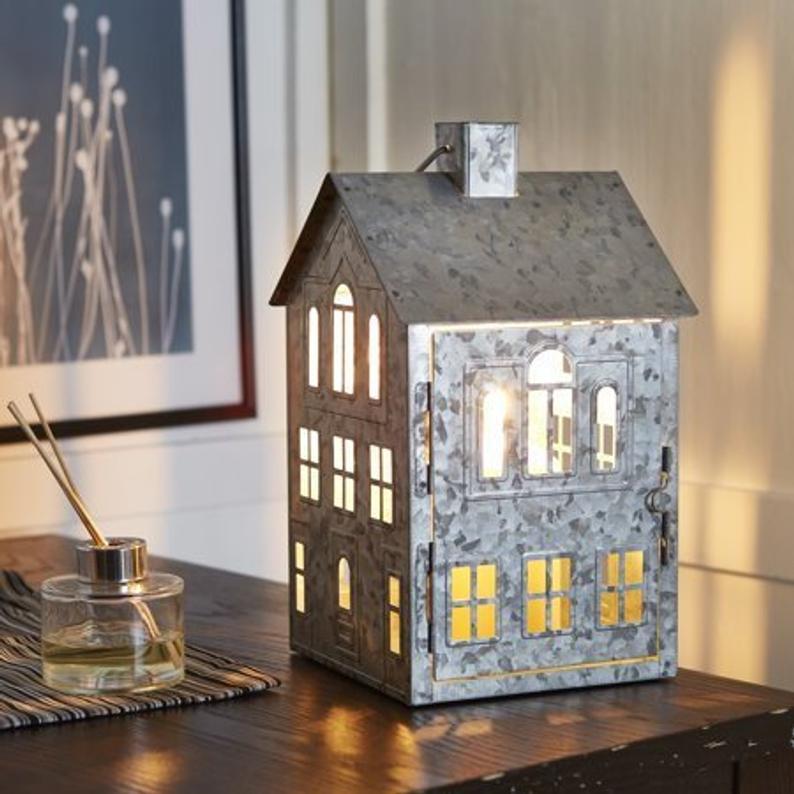 f82770b4d831e48dd5a3856633e4b6ae - Better Homes And Gardens Farmhouse Large Lantern Rustic Finish