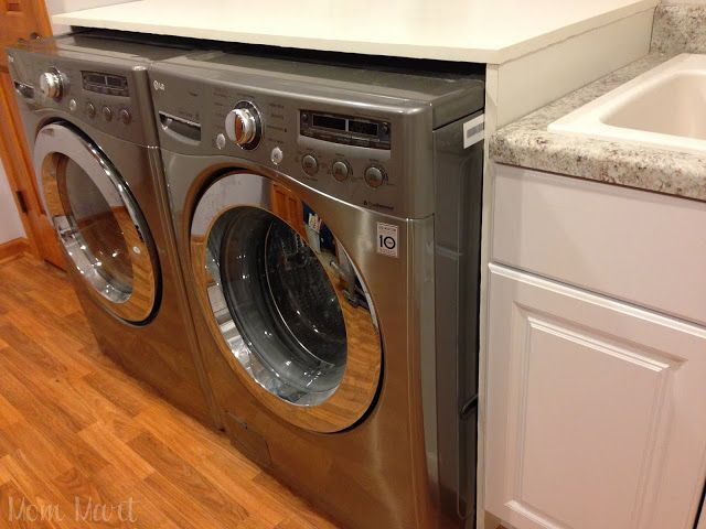 I Have A Craft Room Washer And Dryer Craft Room Laundry Room