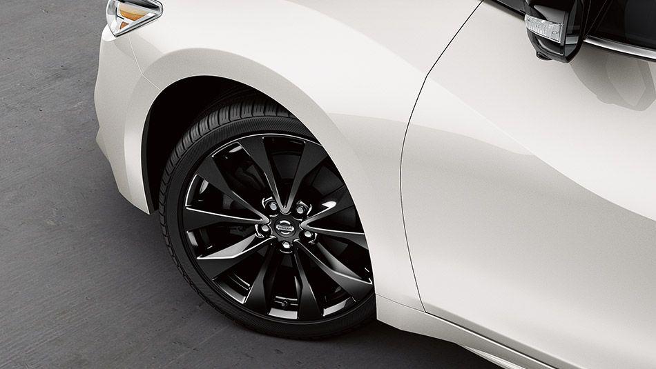 2016 Nissan Maxima 19 Alloy Wheels Nissan Maxima Nissan 4