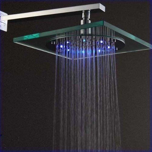 Vdomus Fanstaic Led Color Changing Showerhead With Images Led