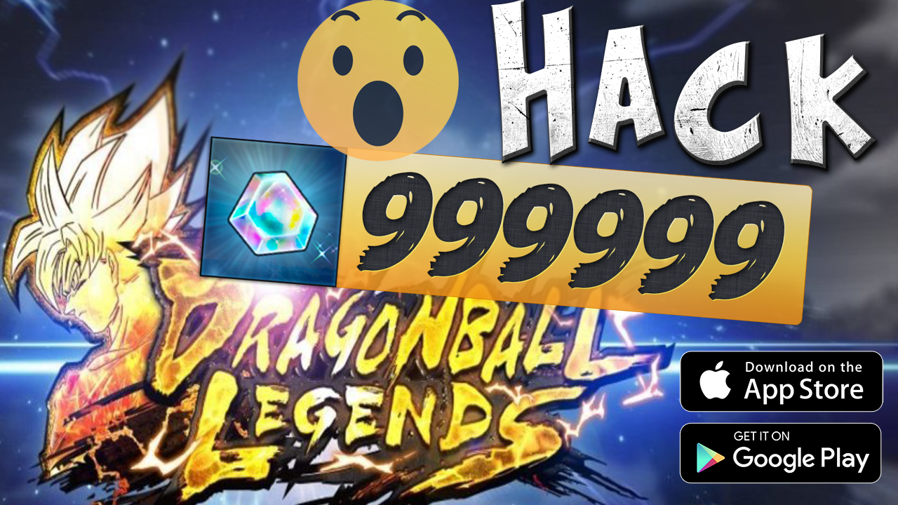 Dragon Ball Legends hack apk Unlimited Free Chrono Crystals (Android