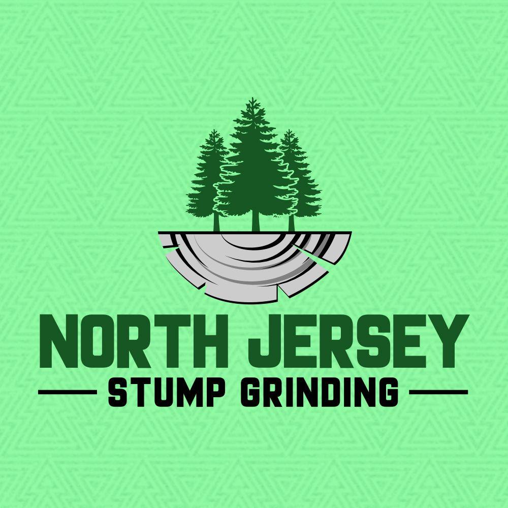 North Jersey Stump Grinding Logo Designed By Logoorb Branding Logo Logodesign Https Bit Ly 322q0z Logos Design Creative Design Agency Web Design Services