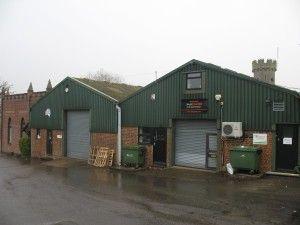 Light Industrial Unit At Eridge Park Tunbridge Wells East