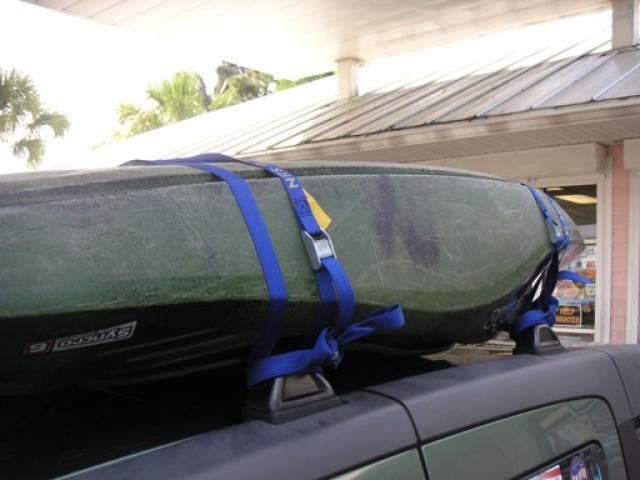 How To Properly Strap A Boat To A Roof Rack Kayak Storage Canoe And Kayak Roof Rack
