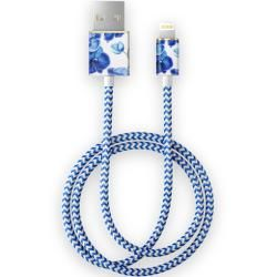 Photo of Fashion Cable, 2m Baby Blue Orchid iDeal of Sweden