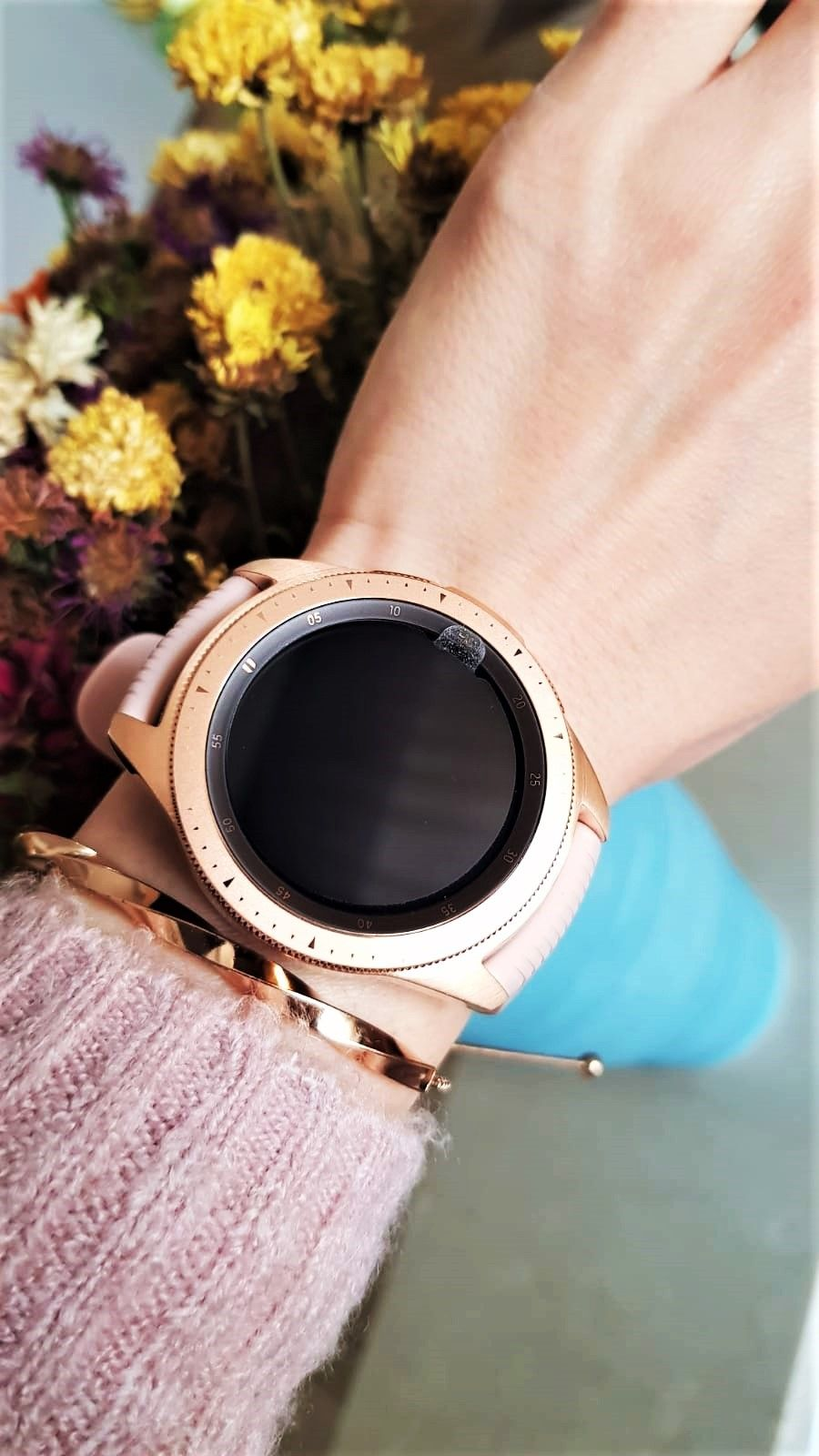 Samsung Galaxy Watch Rose Gold Review I Love My New Gadget