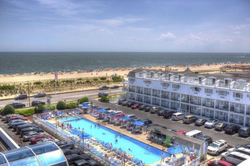 Explore Beautiful Cape May Oceanfront Hotel The Grand Hotel Cape May Cape May Oceanfront Grand Hotel