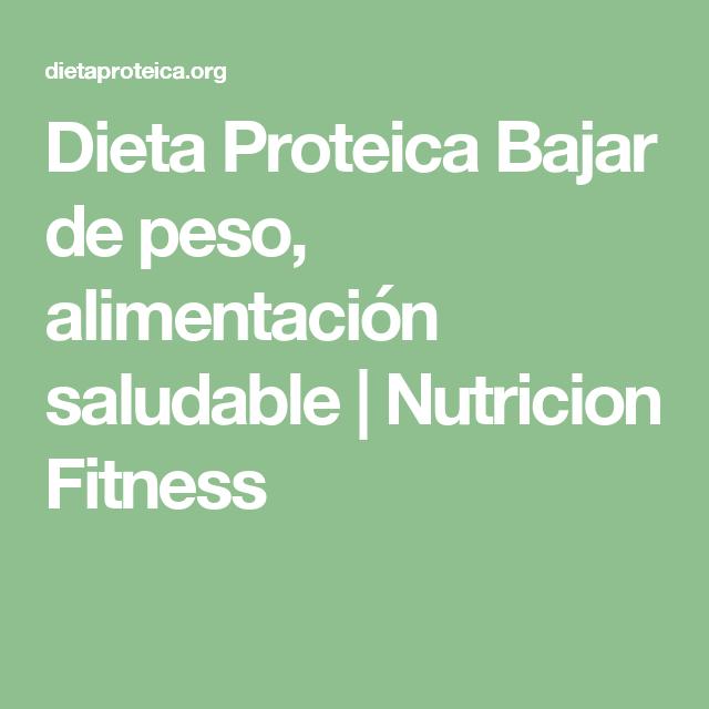 Las mejores dietas proteicas
