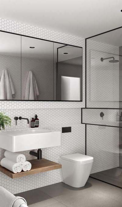 Own Your Morning Bathroom City Suite Luxury Life