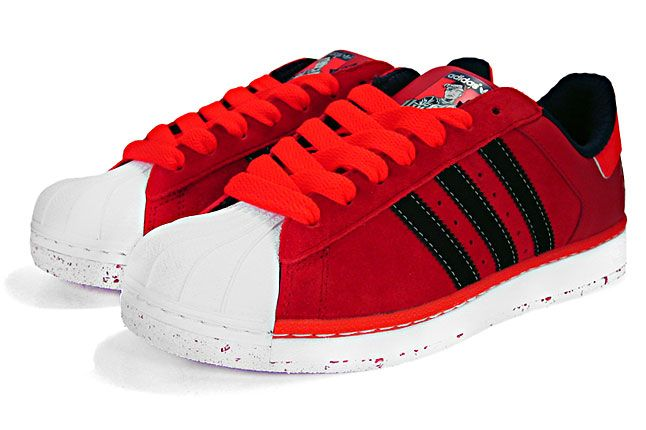 Diplomacia Lubricar pobreza  ADIDAS SUPERSTAR REDMAN - Sneaker Freaker | Adidas superstar ii, Adidas  superstar, Adidas