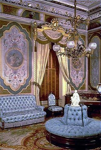 Victoria mansion grand parlor portland maine - Bedroom furniture portland maine ...