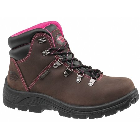 Avenger Women S A7125 Steel Safety Toe Work Boot Boots Hiking