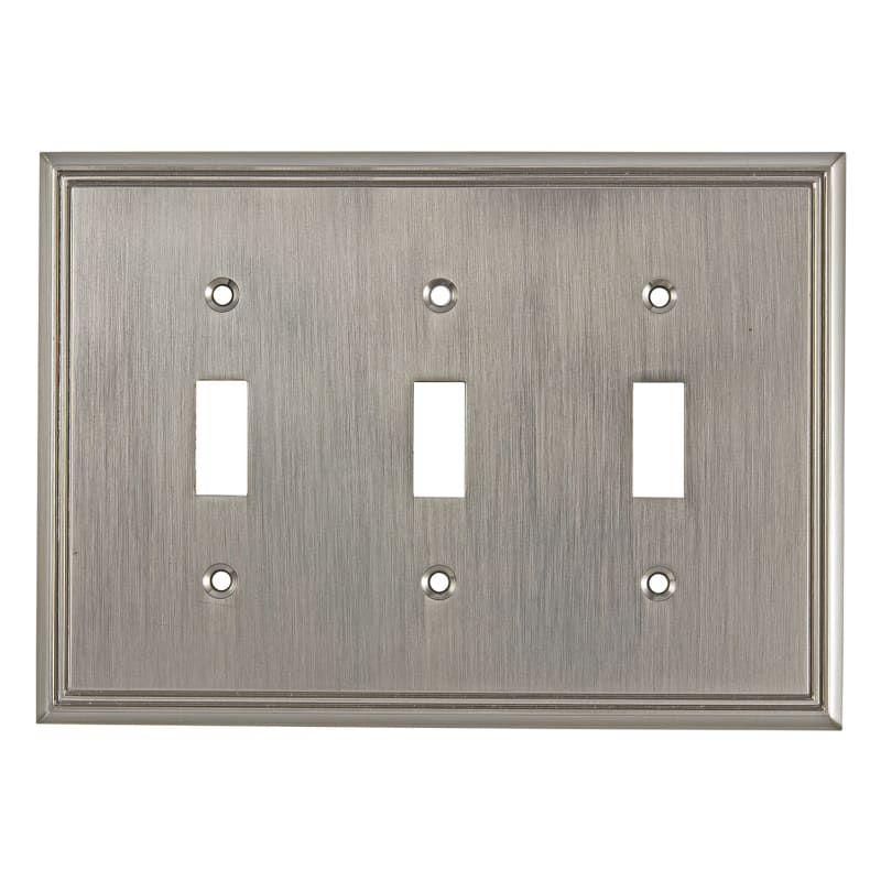 Richelieu Bp85333 Switch Plates Plates On Wall Toggle Light Switch