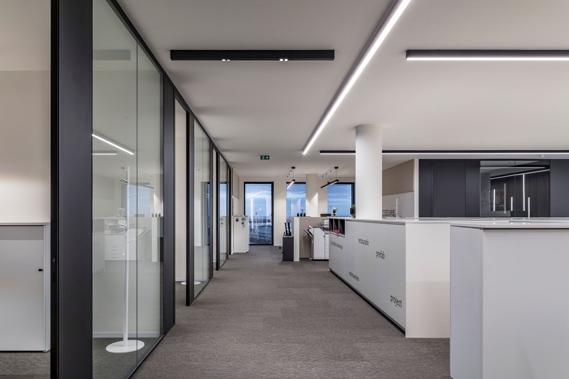 office lighting ideas with sld50